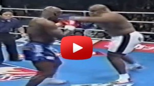 Bob Sapp vs Ernesto Hoost Button