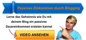 Einkommen durch Blogging