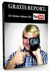 55 Video Ideen für Youtube