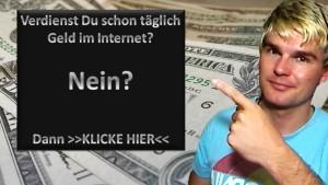 Täglich Geld im Internet